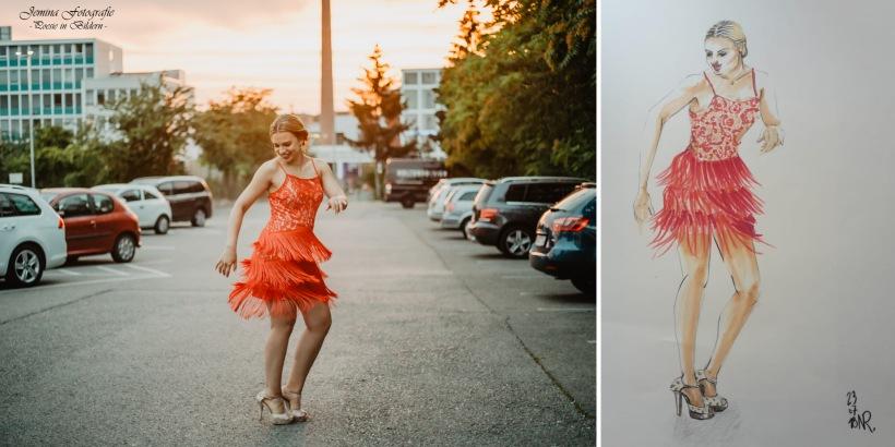 Collage Salo - Foto und Gemälde